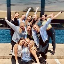 Congratulations to our 2021/2022 Seton Dancers!