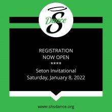Seton Invitational - Registration is NOW OPEN!